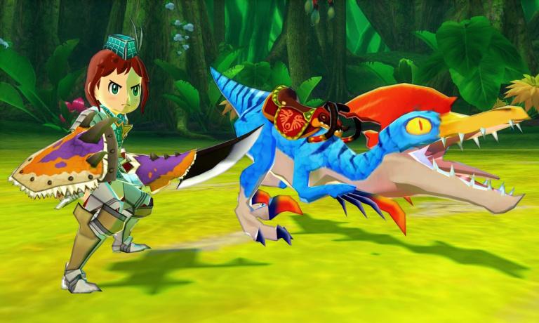 Monster Hunter Stories, une démo le 10 août sur 3DS