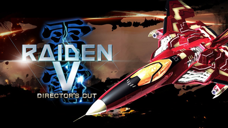 Raiden V : Director's Cut prend date au Japon