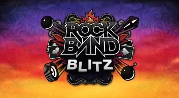 Rock Band Blitz bientôt retiré des ventes