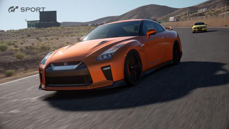 Les biensfaits de l'HDR en vidéo — Gran Turismo Sport
