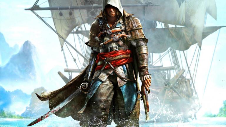 Avant Bayek il y eut Edward Kenway dans Assassin's Creed Origins