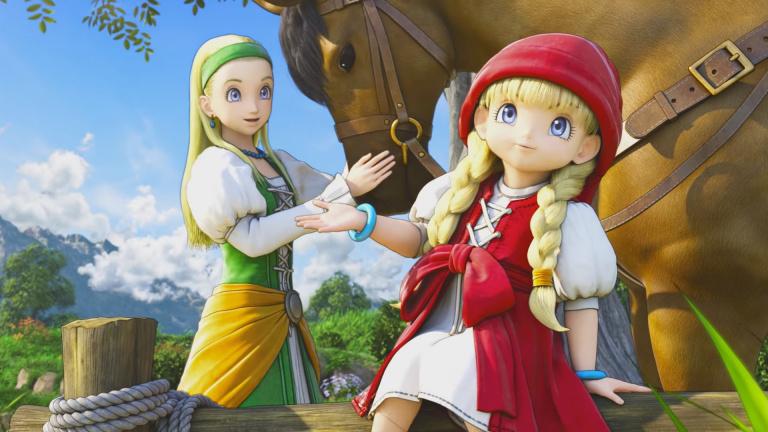 Déjà deux millions d'exemplaires vendus au Japon — Dragon Quest XI