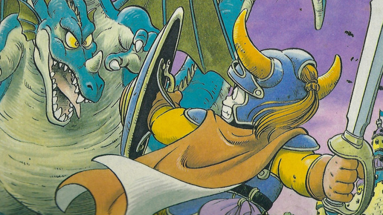 Le premier Dragon Quest gratuit pour ceux terminant Dragon Quest XI