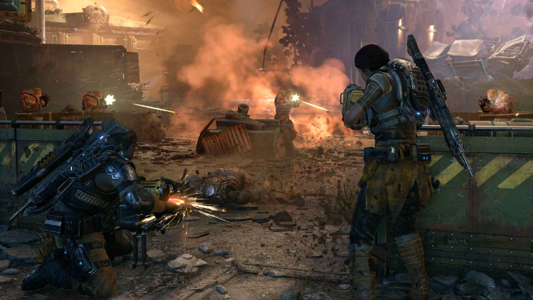 Gears of War 4 : la mise à jour du mois d'août se présente