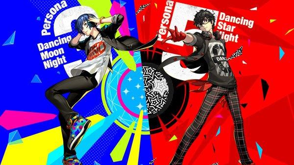 Deux jeux de rythme Persona dévoilés