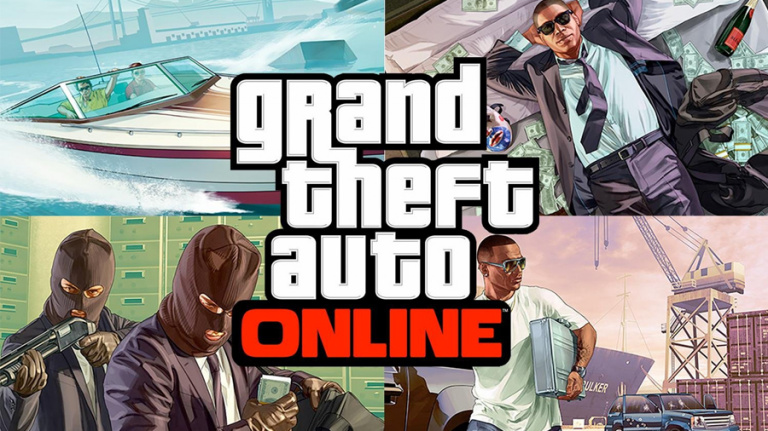 Take-Two signe un excellent trimestre, GTA Online plus en forme que jamais