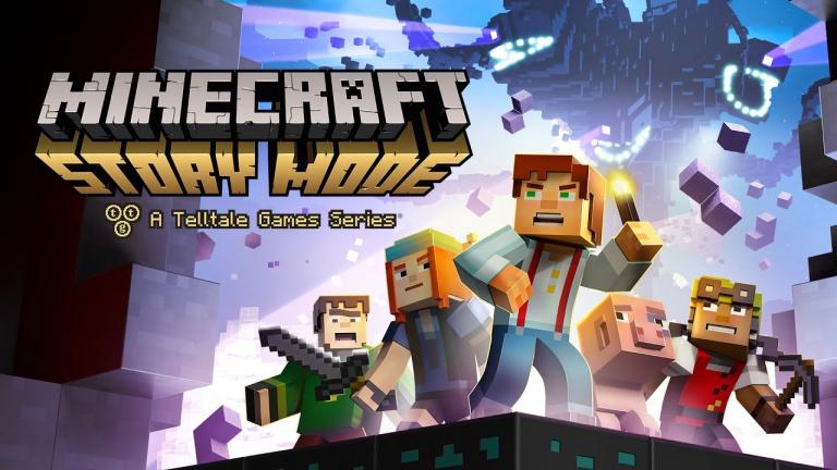Minecraft : Story Mode nous donne rendez-vous le 25 août sur Nintendo Switch