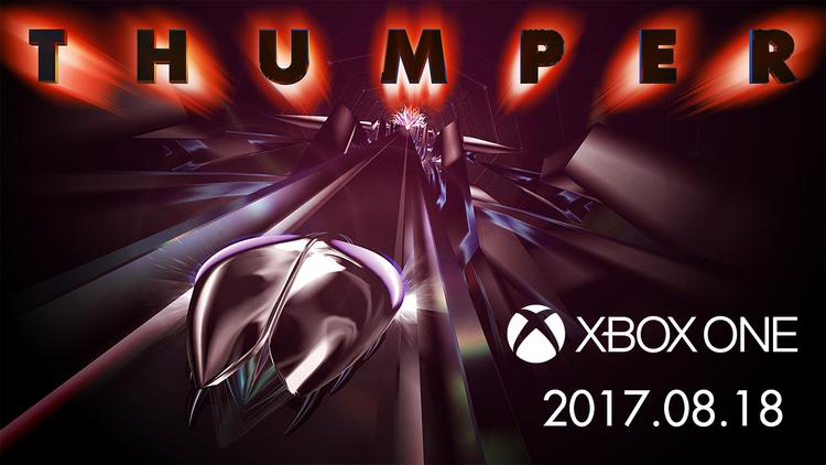 Thumper paraîtra le 18 août 2017 sur Xbox One