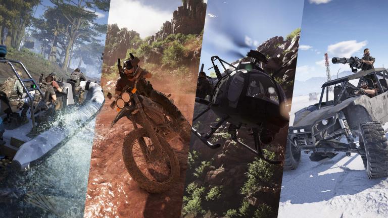 Ghost Recon Wildlands : essai gratuit de 5 heures sur PS4 et Xbox One