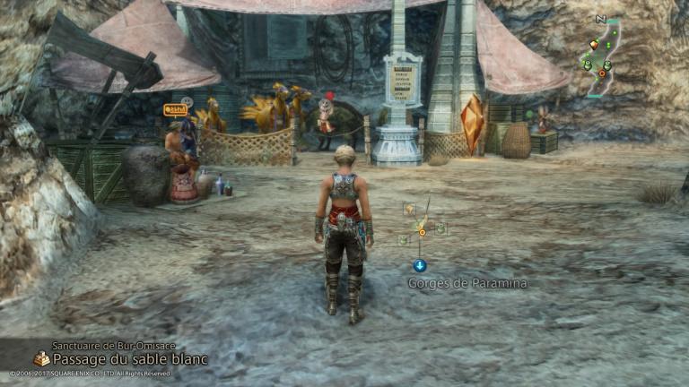 Episode 35 : Le sanctuaire de Bur-Omisace