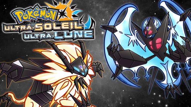 Pokémon Ultra-Soleil et Ultra-Lune : une nouvelle forme pour Lougaroc dévoilée