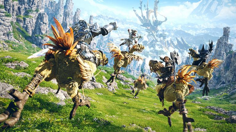 Final Fantasy XIV Online dépasse les 10 millions de joueurs