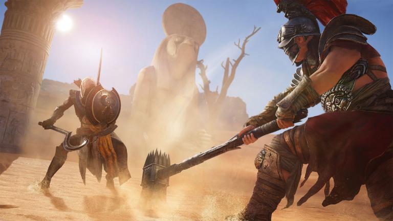 Assassin's Creed Origins : 18 minutes de gameplay sur une nouvelle mission !