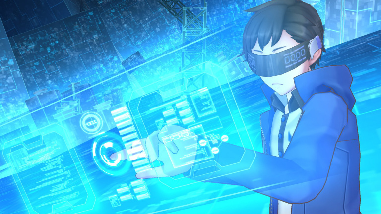 Digimon Story : Cyber Sleuth Hacker's Memory prend date au Japon