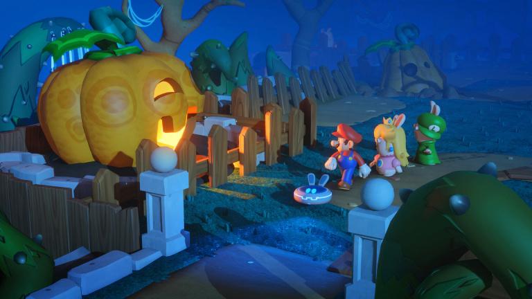 Mario + The Lapins Crétins : le point sur la résolution et le framerate