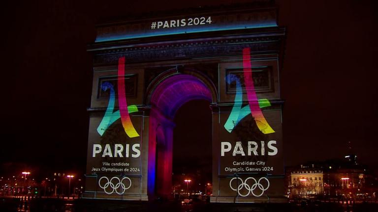 L'e-sport aux Jeux Olympiques de 2024 ?