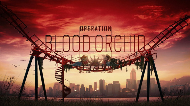 Rainbow Six Siege: Operation Blood Orchid sortira à la fin du mois