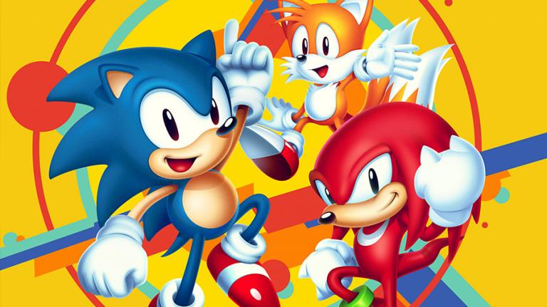 Sonic Mania est repoussé de deux semaines sur PC