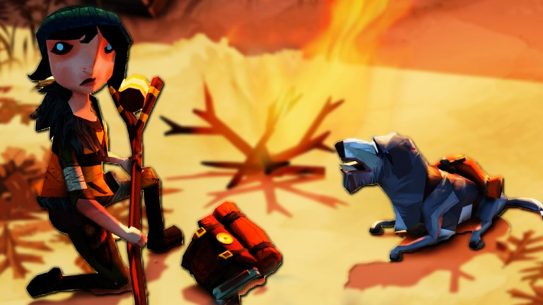 The Flame in the Flood et Human Fall Flat arrivent sur Switch