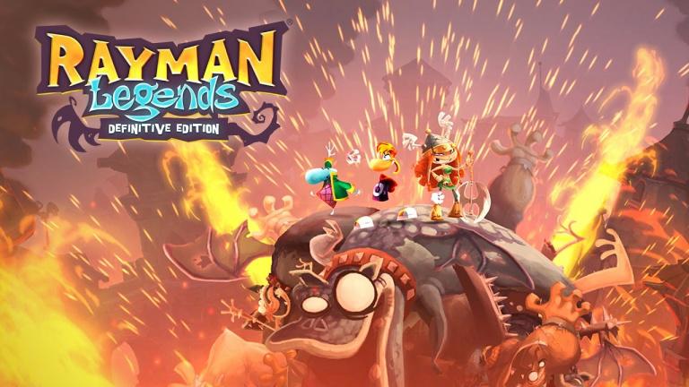 Rayman Legends : la démo est de retour sur Nintendo Switch