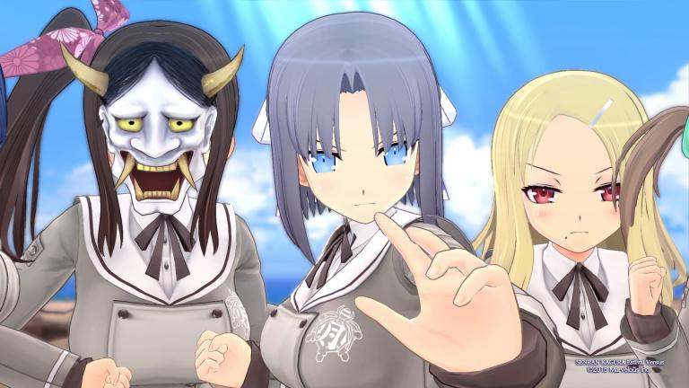 La série des Senran Kagura s'est écoulée à 1,65 million d'exemplaires