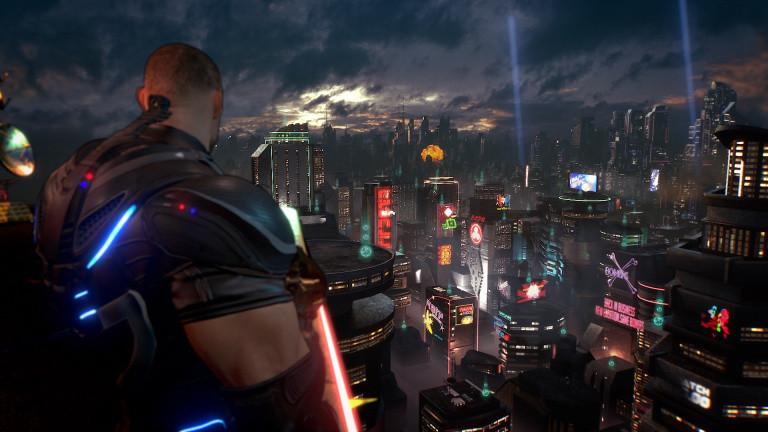 Crackdown 3 - Adieu le lancement de la Xbox One X, bonjour 2018