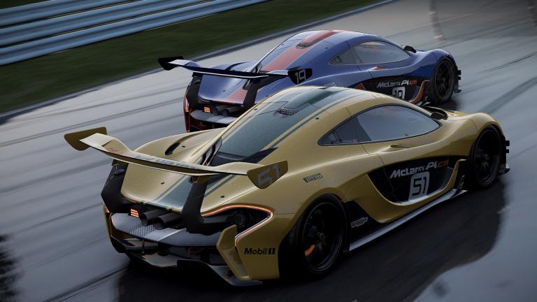 Project CARS 2 se montre en quelques images