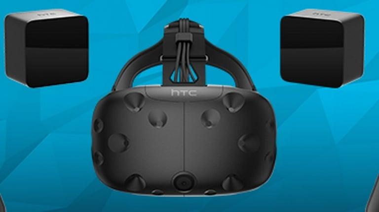 Le casque HTC Vive désormais 200 euros moins cher — Réalité virtuelle