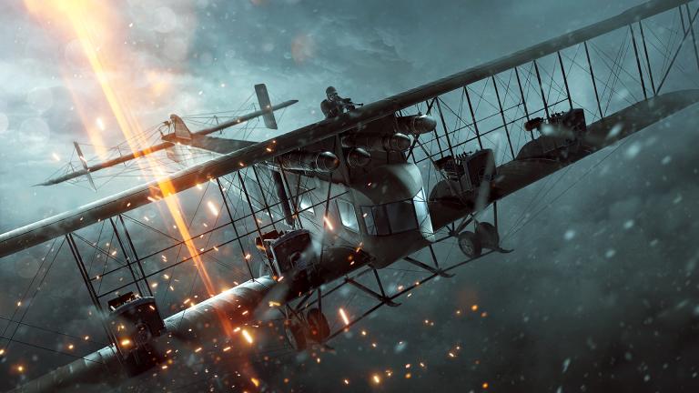gamescom 2017 : Battlefield 1, la carte Col de Lupkow disponible