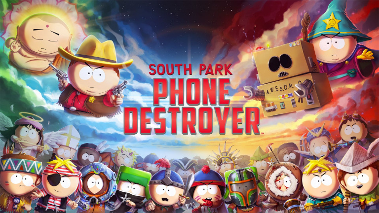 South Park : Phone Destroyer lance ses préinscriptions