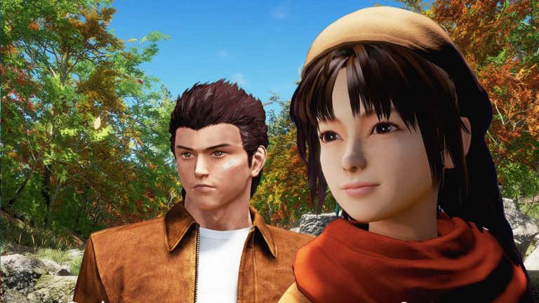 Shenmue 3 : Yu Suzuki explique l'absence des animations faciales