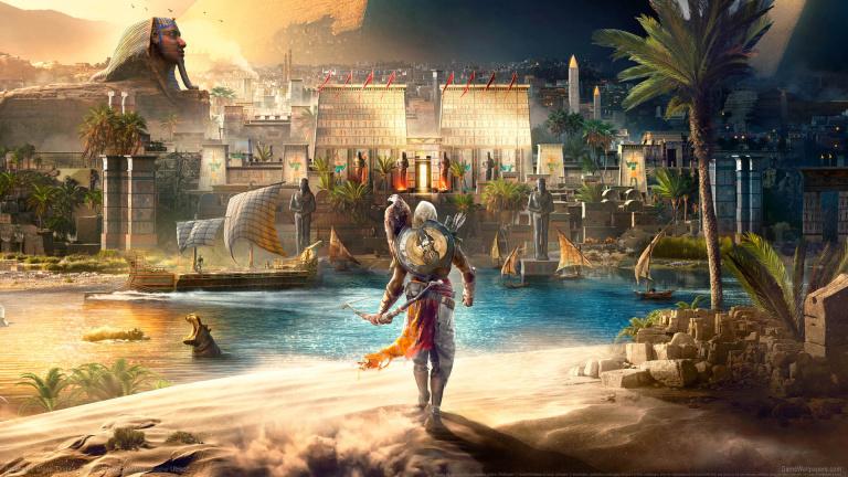 Assassin's Creed Origins : un trailer cinématique pour la Gamescom