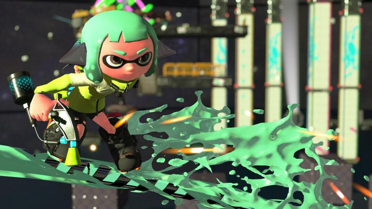 Splatoon 2 dépasse le million au Japon