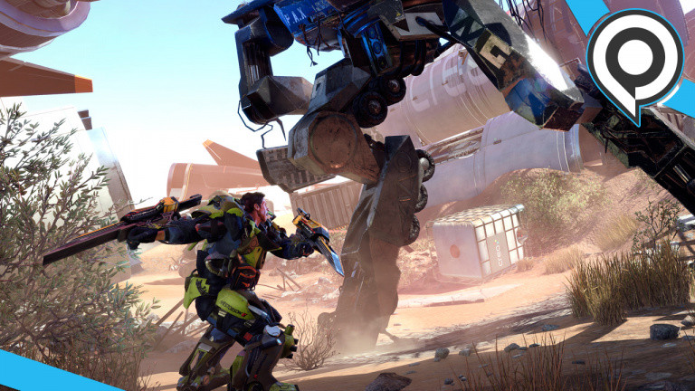 gamescom 2017 : Des détails sur A Walk in the Park, le DLC de The Surge
