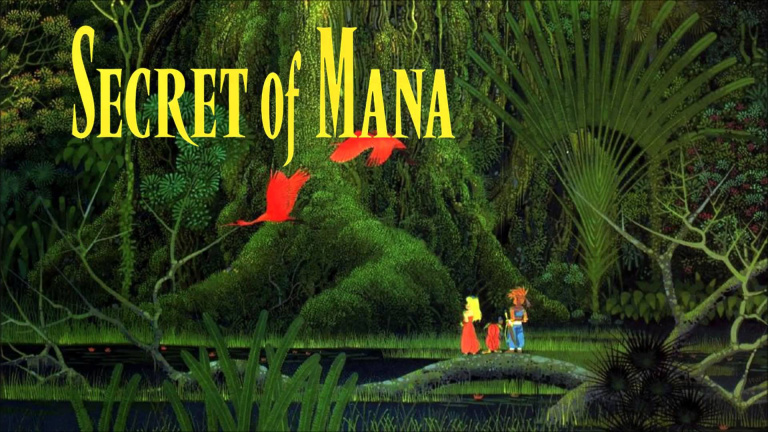 Secret of Mana revient en 3D !