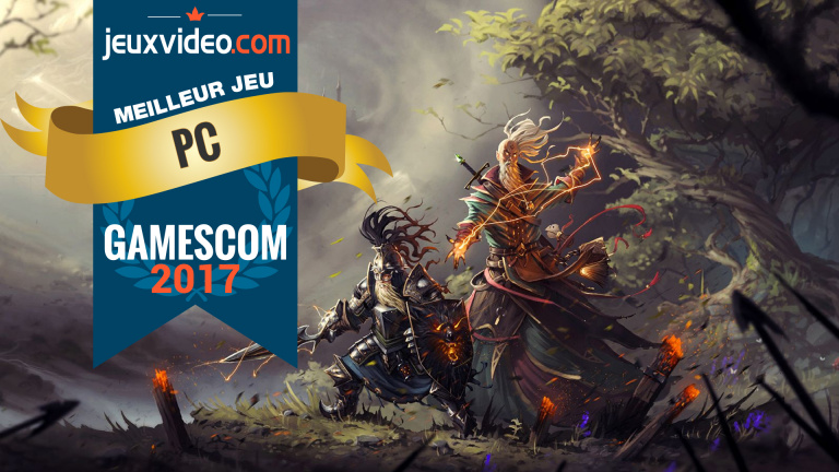 gamescom 2017 les meilleurs jeux du salon meilleur jeu pc divinity original sin ii. Black Bedroom Furniture Sets. Home Design Ideas