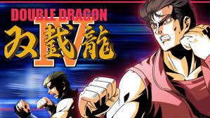 Double Dragon IV sera aussi sur Switch