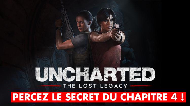Uncharted Lost Legacy, obtenir le Rubis de la Reine : comment réussir la quête annexe du chapitre 4 (jetons animaux)