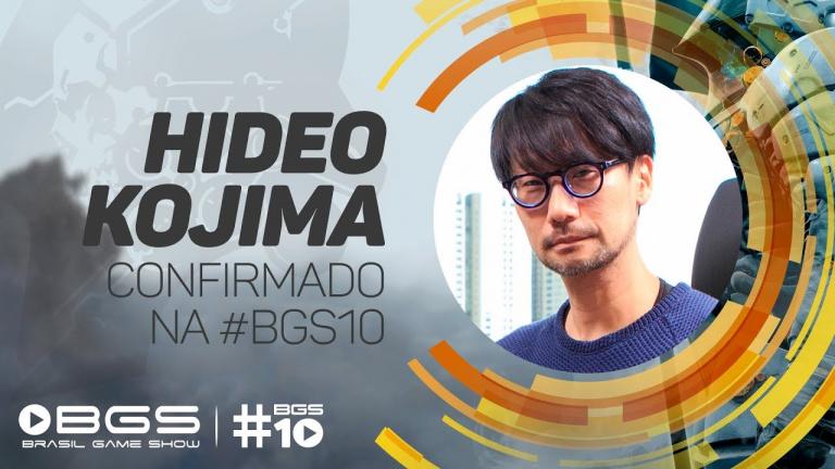 Brasil Game Show : Hideo Kojima sera présent !