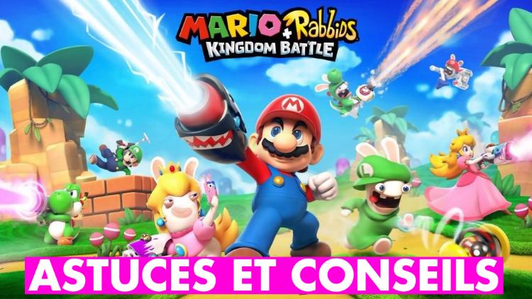Mario + The Lapins Crétins Kingdom Battle : astuces et conseils à savoir avant de débuter