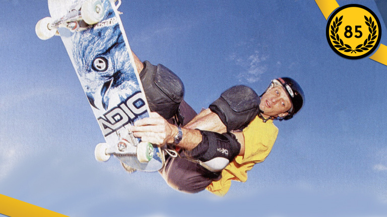 85ème : Tony Hawk's Pro Skater 2 / 1999