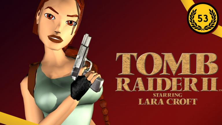53ème :  Tomb Raider II / 1997