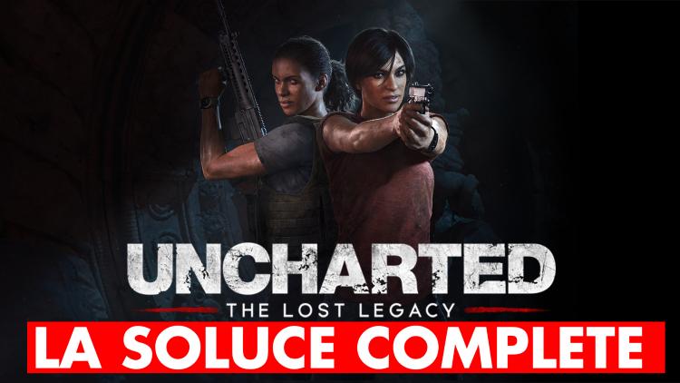 Uncharted Lost Legacy, soluce complète et emplacements des collectibles : découvrez notre guide complet (MAJ)