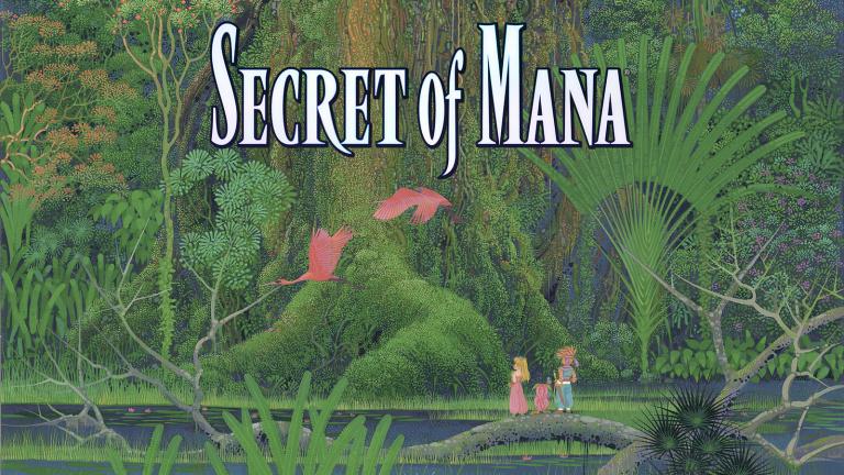 Secret of Mana : le remake nous livre de nouvelles images