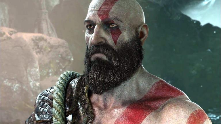 God of War s'illustre à nouveau en quelques artworks