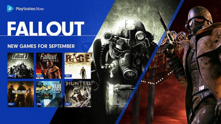 PlayStation Now : les nouveaux jeux du mois de septembre
