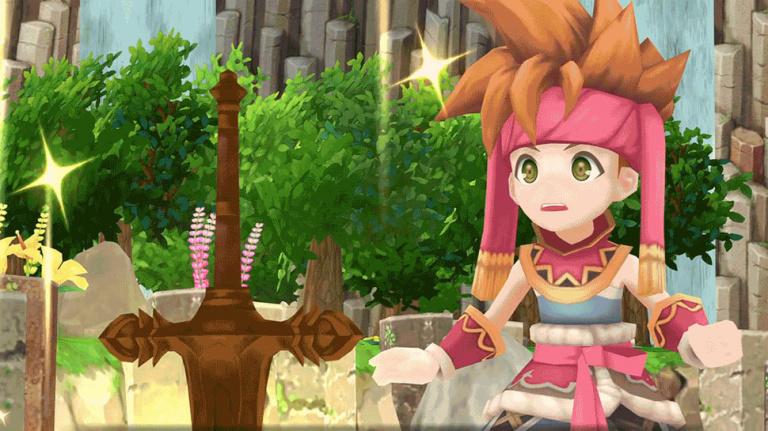 PAX West 2017 : Secret of Mana - Le remake livre 10 minutes de gameplay