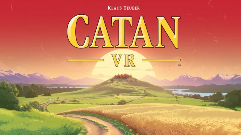 Catan VR : Retour sur l'île de Catane, en réalité virtuelle