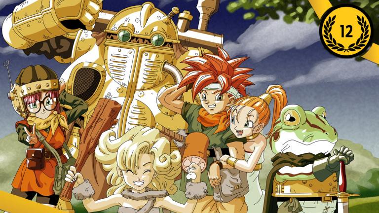 12ème : Chrono Trigger / 1995