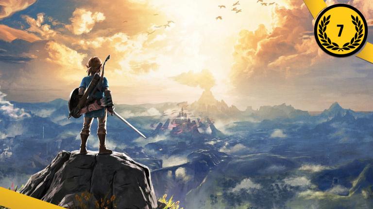7ème : The Legend of Zelda : Breath of the Wild / 2017